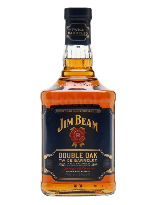 Jim Beam Double Oak 0 7l 43 Alkohol Cz