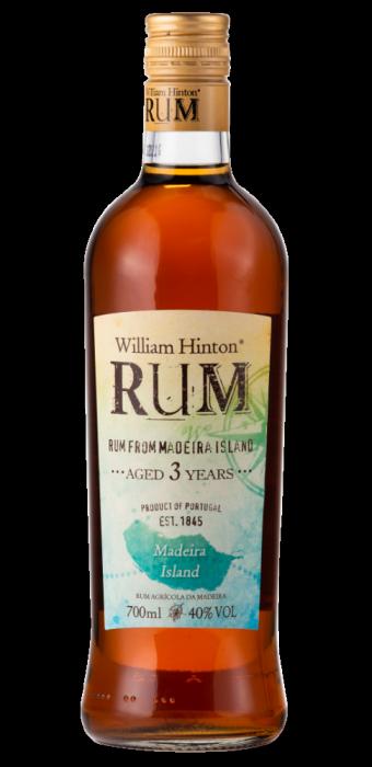 William Hinton Rum 3y 0,7l 40% | ALKOHOL.cz