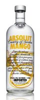 Absolut vodka Mango 1l 40% 1l