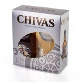 Chivas Regal 12y 0,7l 40% + 2x sklo GB