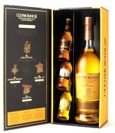 Glenmorangie disc. Pack C6 original 0,70&3 miris