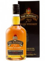 The Irishman 70 Superior 12y 0,7l 40%