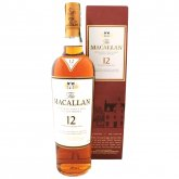 Macallan Sherry Oak 12y 0,7l 40%