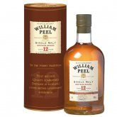 William Peel Single Malt 12y 0,7l 40%