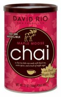 David Rio Maple Moose Chai 398g