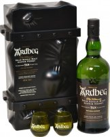 Ardbeg Escape Pack 10y 0,7l 46% + 2x sklo GB
