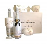 Moët & Chandon ICE Impérial 2× + 4x sklo