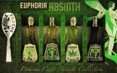 Euphoria Absinth mini set 4×0,05l 70% GB