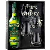 Jameson 18yo 0,7l 40% + 4x sklo GB