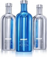 Absolut Electrik vodka 1l 40% L.E.