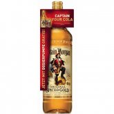 Captain Morgan Gold 3l 35%