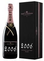 Moët & Chandon Grand Vintage Rose 2006 0,75l 12,5% GB