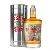 Six Saints Rum 0,7l 41.7% Plech