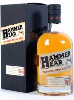 Hammer Head Whisky 23y 0,7l 40.7%