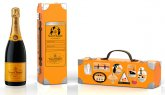 Veuve Clicquot Trunk Brut 0,75l 12% GB