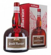 Grand Marnier Cordon Rouge 1l 40% GB