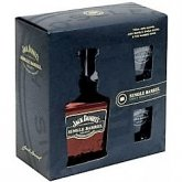 Jack Daniel's Single Barrel 0,7l 45% + 2x sklo GB