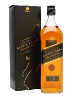Johnnie Walker Black Label 12y 1l 40%