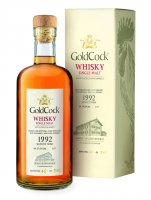 Gold Cock Moravian Apple Brandy Finish 1992 0,7l 59% L.E.