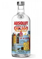 Absolut Chicago 0,75l 40% L.E.