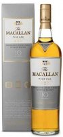 Macallan Fine Oak 10y 0,7l 40%