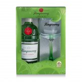 Tanqueray Traditional 0,7l 43.1% + 1x sklo GB