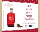 ish Gin Christmas Pack 0,7l 41% GB