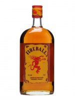 Fireball Cinnamon Whisky 1l 33%