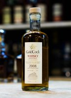 Gold Cock Apricot Brandy Finish 2008 0,7l 61,5%