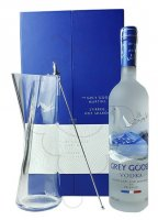 Grey Goose Stirred Not Shaken Martini Pack 1l 40% GB