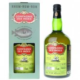 Compagnie des Indes Belize Travellers Cask Strength Edition 11y 2005 0,7l 66,2%