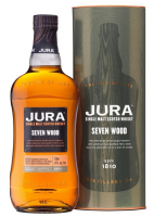 Isle Of Jura Seven Wood 0,7l 42%
