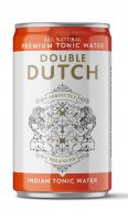 Double Dutch Indian Tonic Water 0,15l Plech