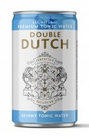 Double Dutch Skinny Tonic Water 0,15l Plech