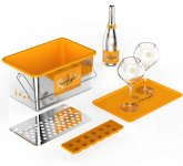 Veuve Clicquot Rich Do Yoursef 0,75l 12% + 2x sklo GB