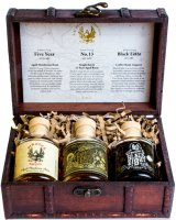 Pirate's Grog  Gift set (25%, 40%, 37.5%) 3×0,05l GB