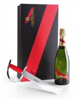 Mumm Cordon Rouge - sabrage set 0,75l 12%