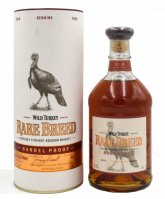Wild Turkey Rare Breed Barrel Proof 0,7l 54,1% Tuba