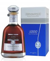 Aukce Diplomatico Single Vintage 2000 0,75l 43% GB