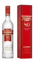 Stolichnaya vodka 80th Anniversary Edition 1l 40%