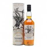 Aukce Game of Thrones House Greyjoy – Talisker Select Reserve 0,7l 45,8%