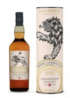 Game of Thrones House Lannister – Lagavulin 9y 0,7l 46%