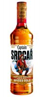 Captain Morgan Spiced  0,7l 35% - SRDCAŘ