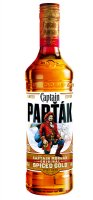 Captain Morgan Spiced  0,7l 35% - PARŤÁK