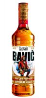 Captain Morgan Spiced  0,7l 35% - BAVIČ