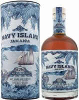 Navy Island Strenght Rum 0,7l 57% Tuba