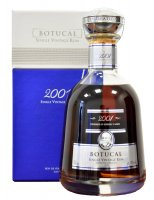 Aukce Botucal Single Vintage 2001 0,7l 43% GB