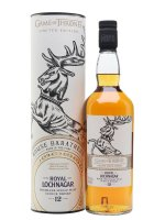 Aukce Game of Thrones House Baratheon - Royal Lochnagar 12y 0,7l 40%