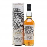 Aukce Game of Thrones House Targaryen - Cardhu Gold Reserve 0,7l 40%