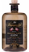 Gin Tranquebar Royal Danish Navy 0,7l 52%